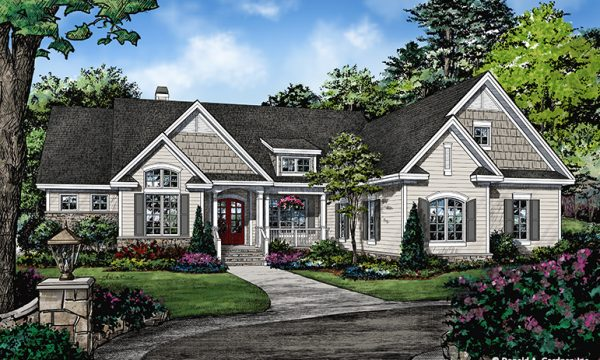 Houseplansblog new home plans donald a for Donald a gardner architects