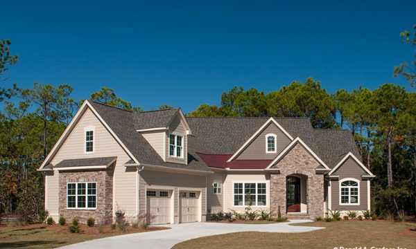 Home plan 1345 now available houseplansblog for Don gardner small house plans