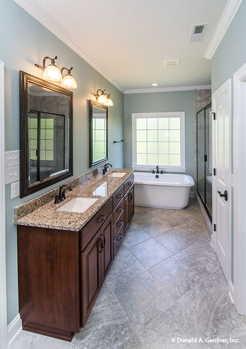 Bathroom Sink - The Whitford #1298-D