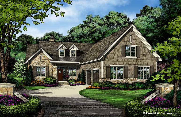 New House Plan - The Wynette #5027