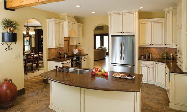 Kitchen Flooring The Pros Cons Of Hardwood Tile More