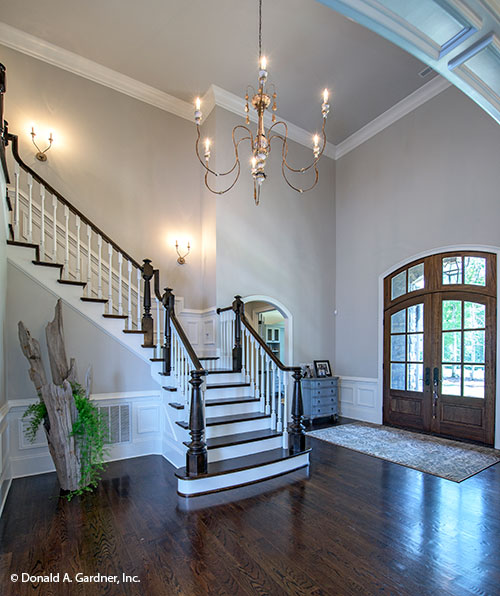Home Design - staircase of The Carrera #1178