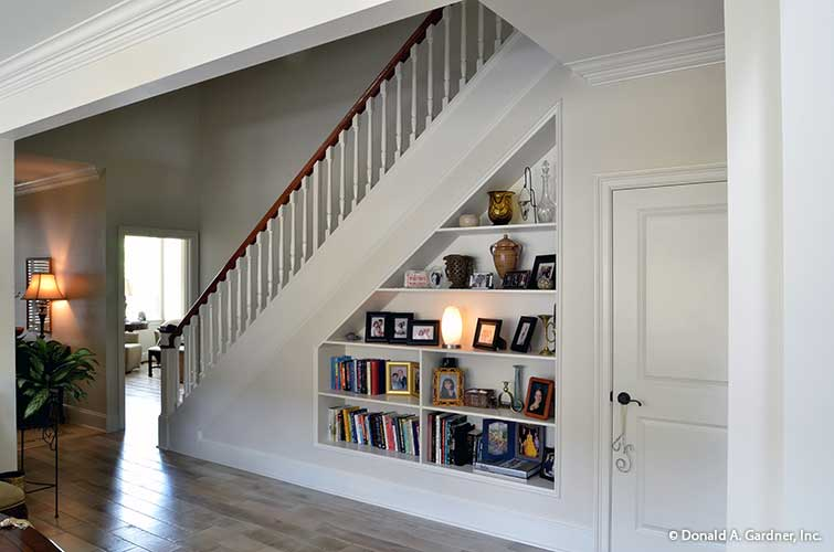Home design - Staircase of The Merrill #1209
