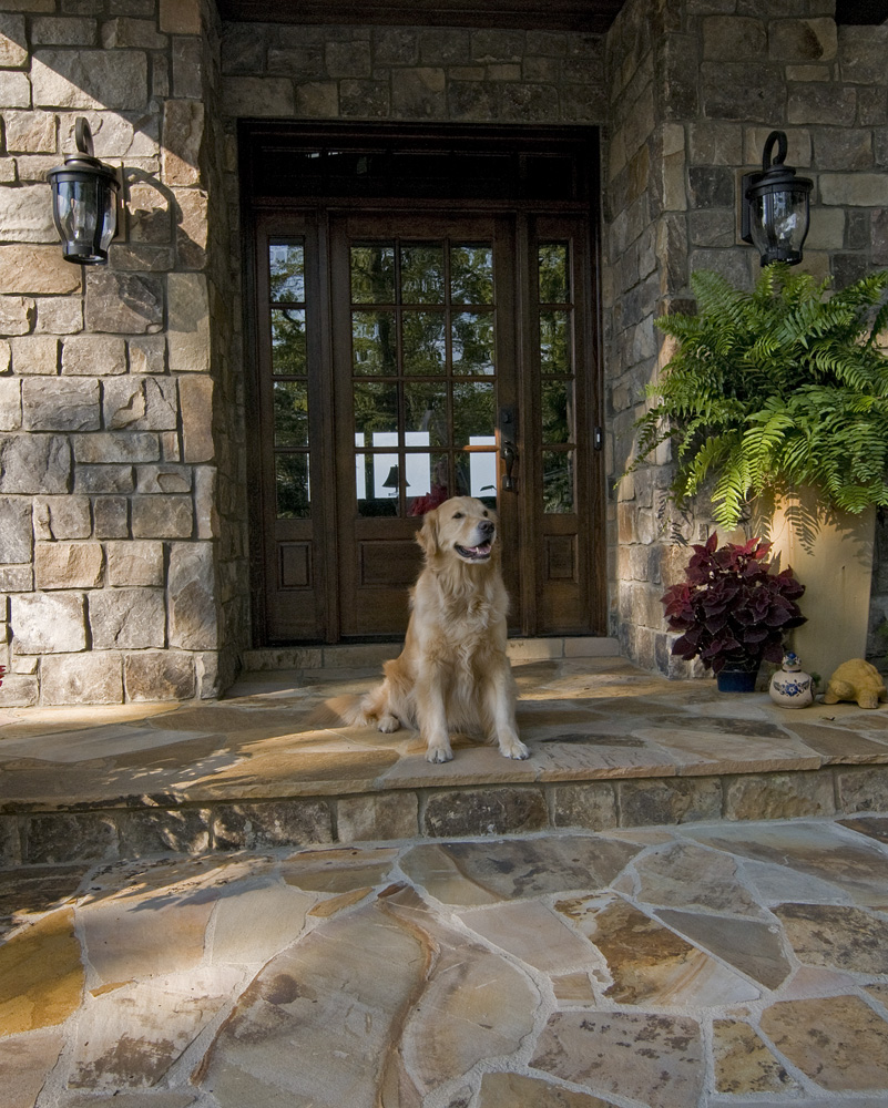 Pet Friendly home plan - The Rockledge #875-D