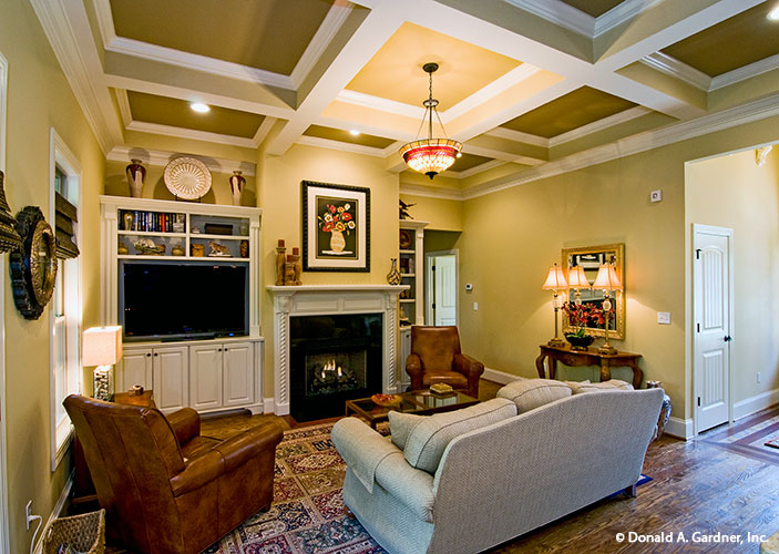 Ceiling Design Ideas - The Runnymeade 1164