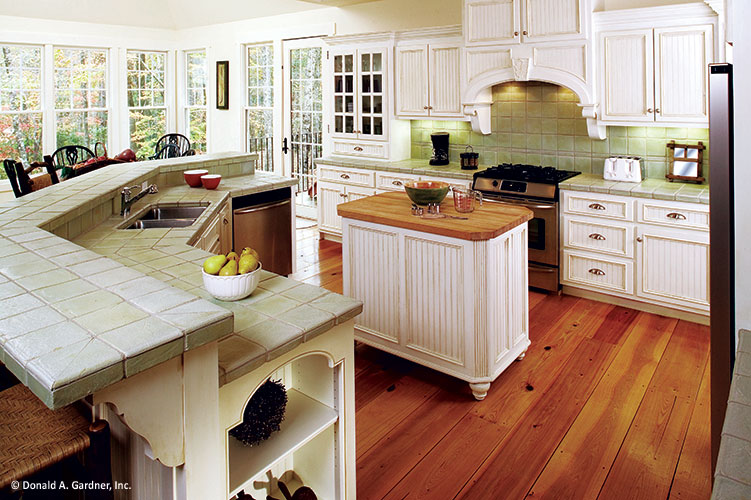 Kitchen Design Trends - The Adelaide 866-D