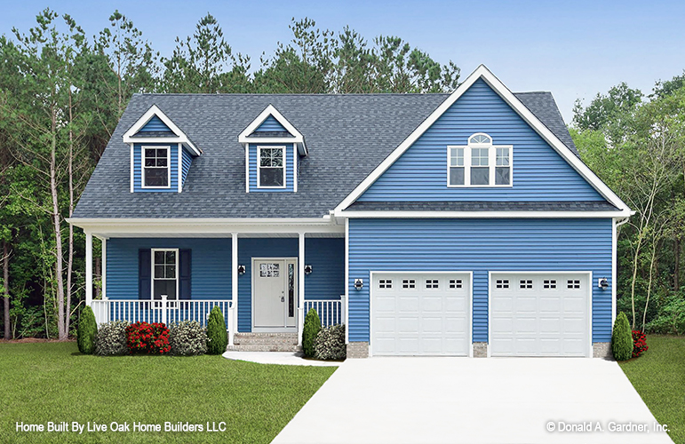 The Courtney house plan 706.