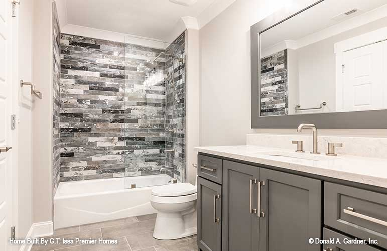 Guest bathroom of The St. Jude 2020 dream home, The Oliver.