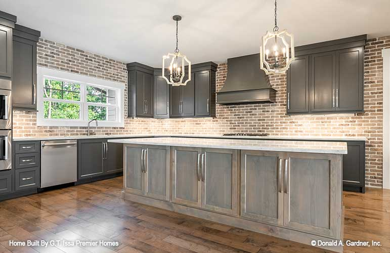 Kitchen of The St. Jude 2020 dream home, The Oliver.