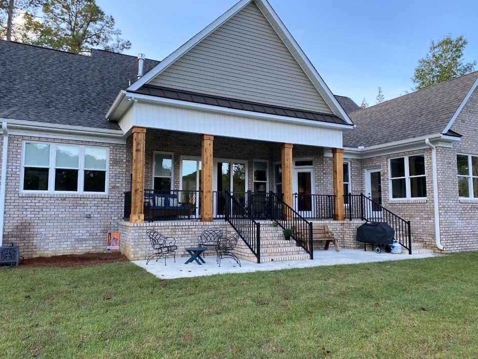 The Bluestone house plan 1302 is move-in ready.