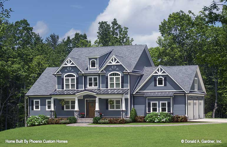 The Blarney - Top 10 House Plans of 2020