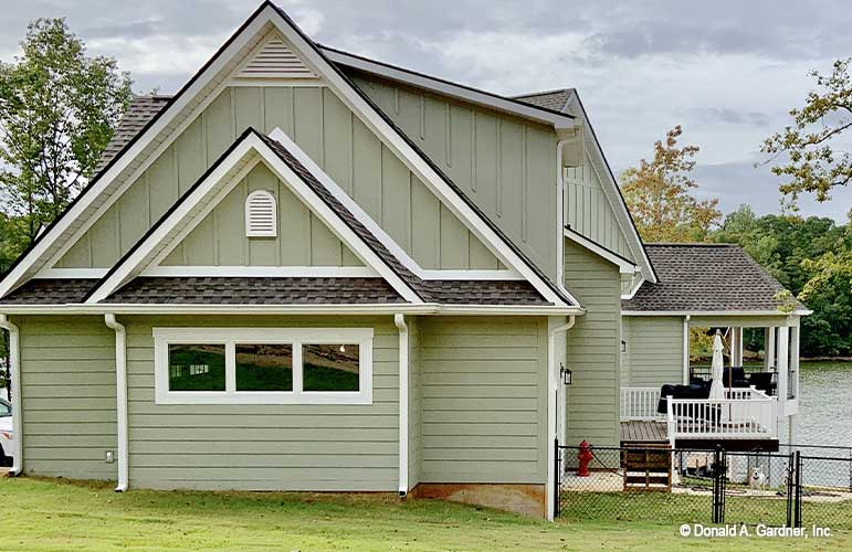 The Butler Ridge house plan 1320-D is move-in ready.