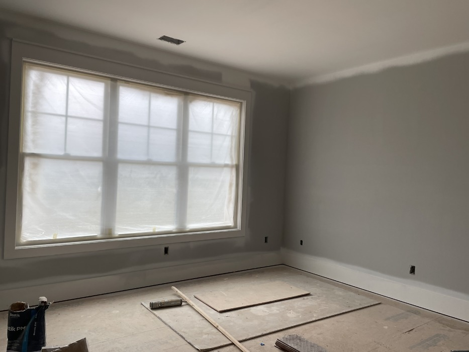 Master bedroom of The Rogers.