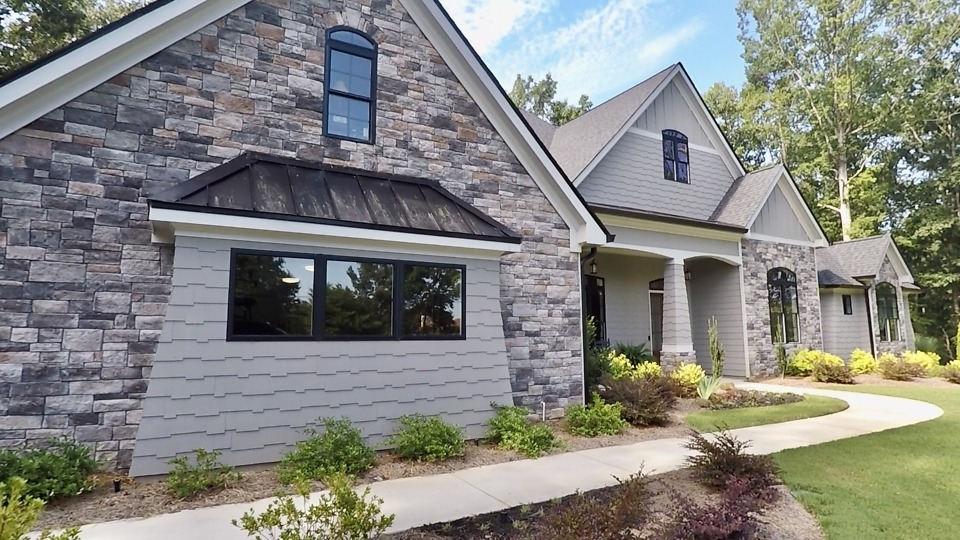 The Birchwood house plan 1239 is move-in ready.